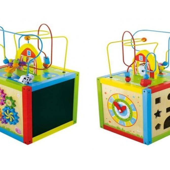 Donar juguetes de segunda mano