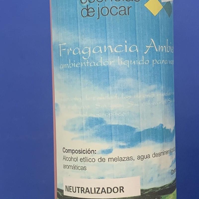 AMBIENTADOR NEUTRALIZADOR DE OLORES CHICLE FRESA  1L SPRAY.: SERVICIOS  Y PRODUCTOS de Neteges Louzado, S.L.