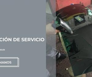 Rotulación de vehículos A Coruña | Fineglass