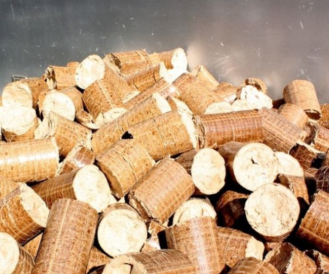 ¿Has probado a usar briquetas como combustible?