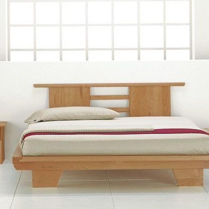 Camas tatami, descanso y confort oriental