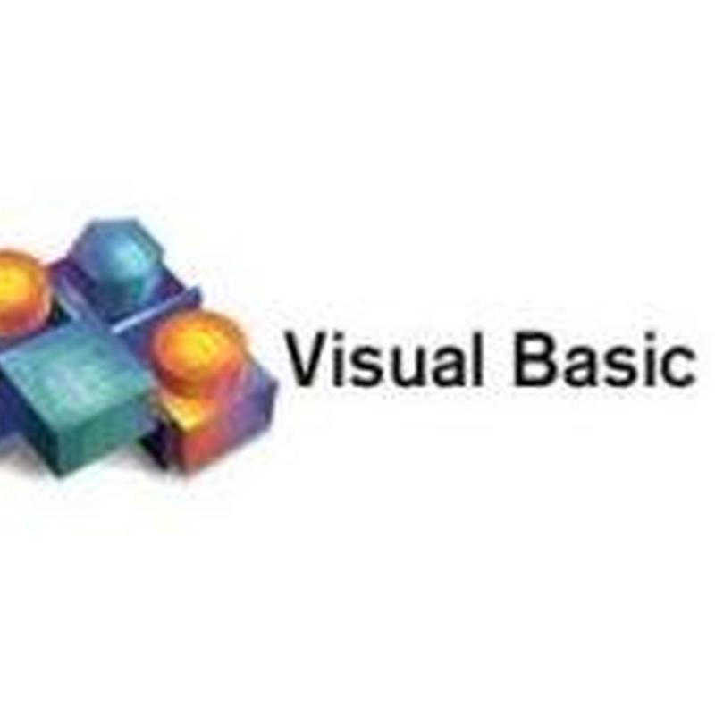 PROGRAMACIÓN VISUAL BASIC: Catálogo de JOAQUÍN CORTÉS LÓPEZ