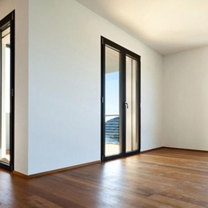 Gana espacio y luz en tu vivienda