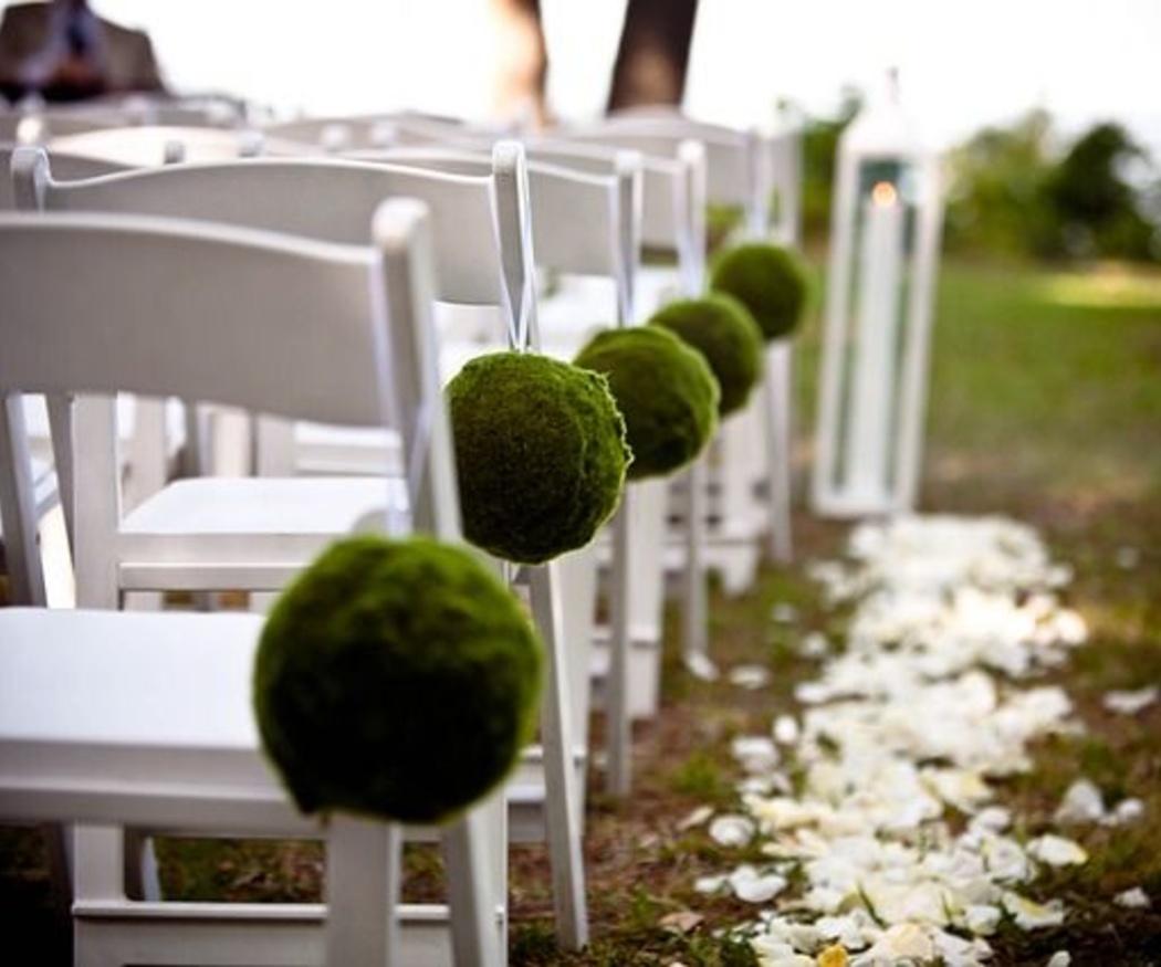 Personaliza vuestra boda con el color que mejor os describa