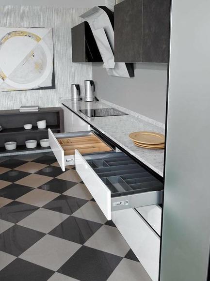 Los interiores de tu cocina: Productos y servicios de Muebles Marino