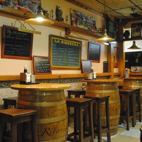 Restaurante tapas y pinchos Móstoles
