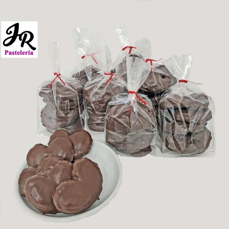 Palmeritas de chocolate : Nuestros Productos de JESÚS JAVIER GALLEGO NICASIO RAMOS