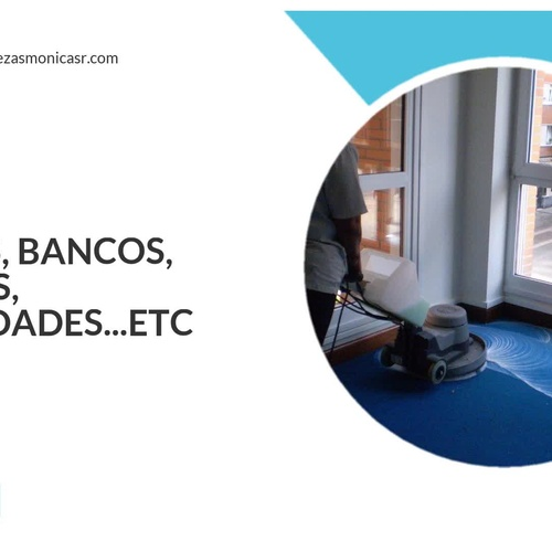 Empresas de limpieza en Bilbao | Limpiezas Mónica SR