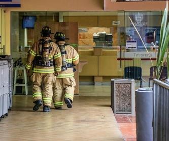 División de Detección: Servicios de Extintores Proinse