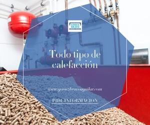 Fontaneros en Aguilar de Campoo | Calefacción y Fontanería Gómez Bravo