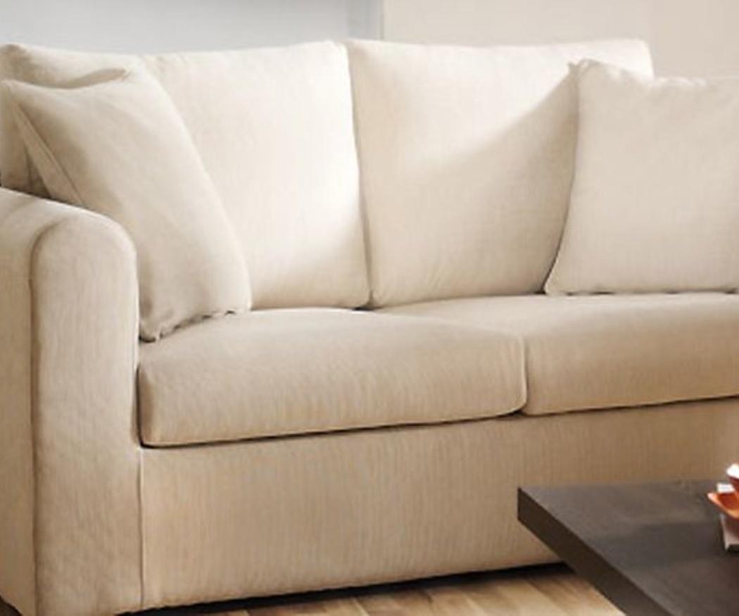 Cómo limpiar las telas de los sofás