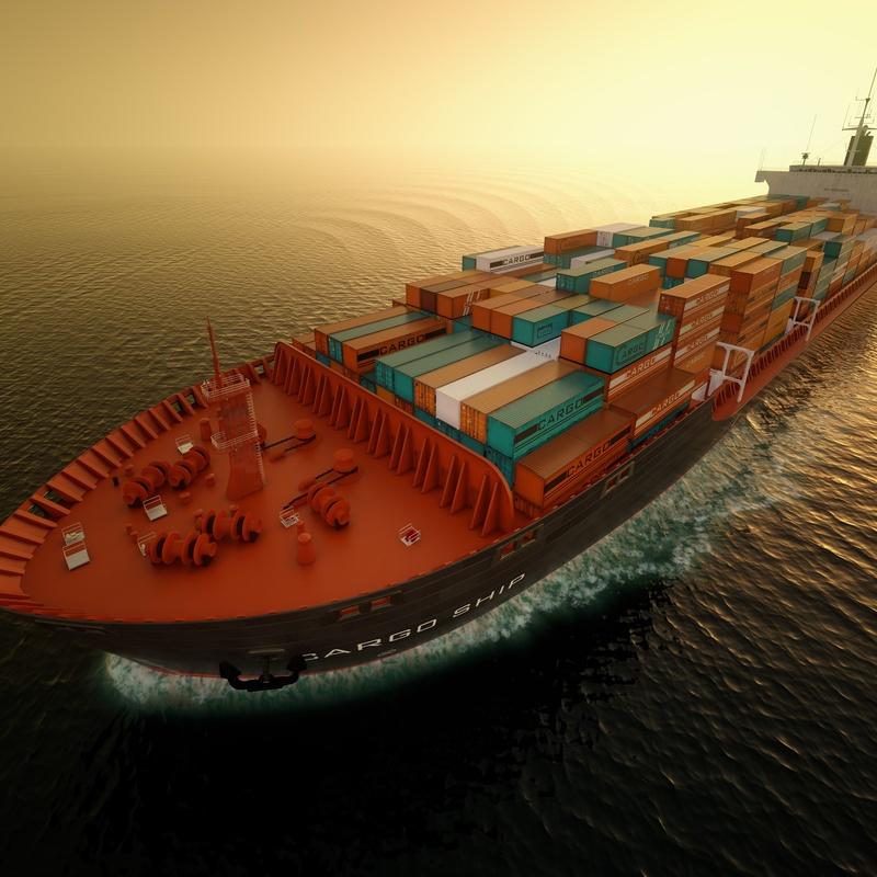 Transporte marítimo: Servicios de Grupo Logístico Castillo