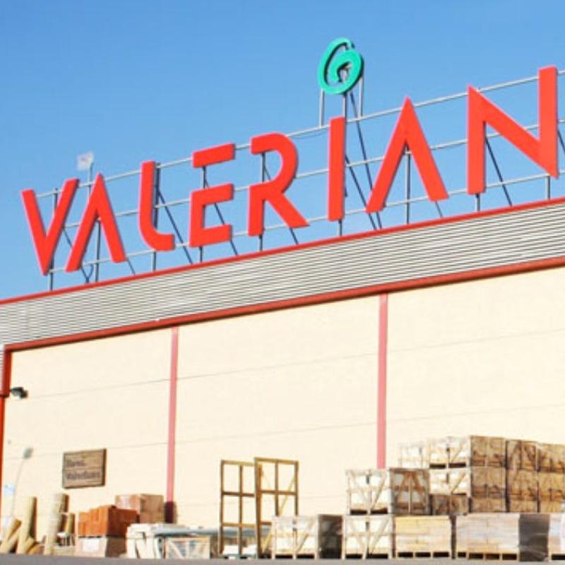 Materiales: Materiales y Servicios of Valeriano