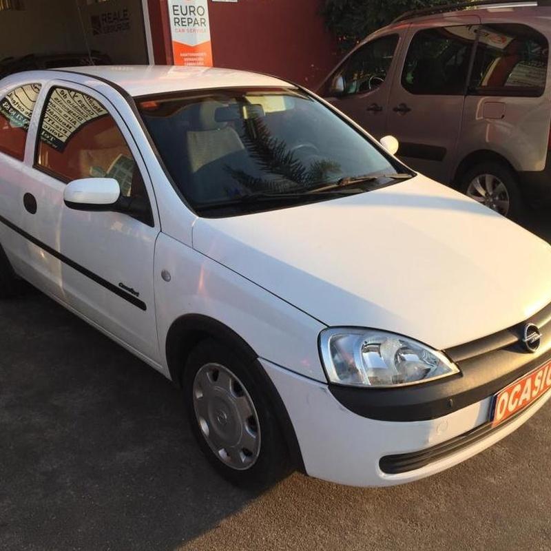 Opel Corsa 1.0 3P 58CV: Vehículos de ocasión de OCASIÓN A LAGOA
