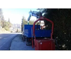 Cubas - Camión Excavadora
