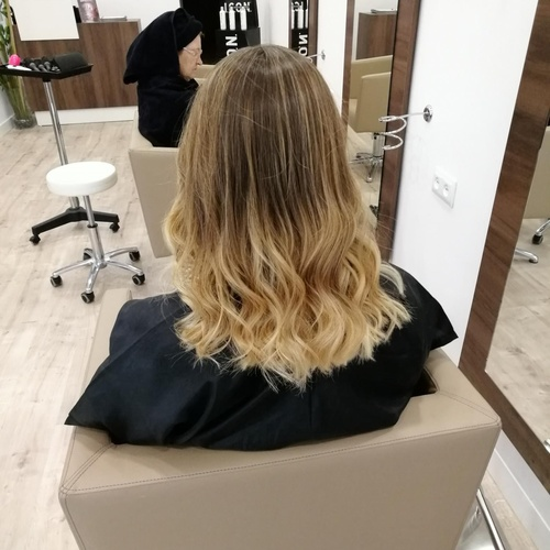 Mechas californianas en Chamberí