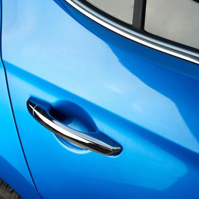 Causas más frecuentes de golpes en nuestro coche