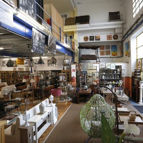 Venta de muebles rústicos en Bilbao