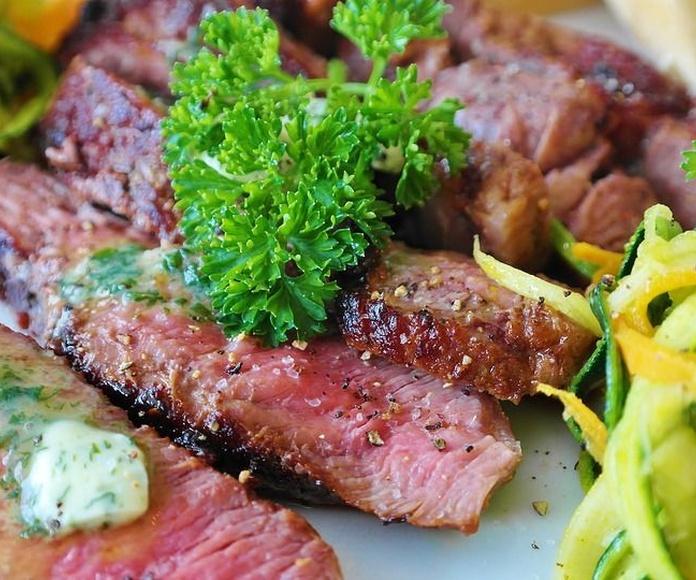 Nuestras carnes: Bar Gourmet de La Alacena34 Gourmet