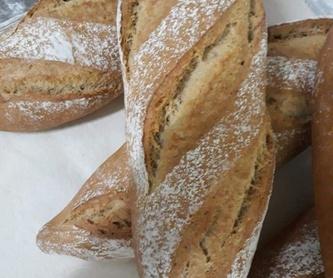 Envíos a domicilio: Productos de Panadería Camelia