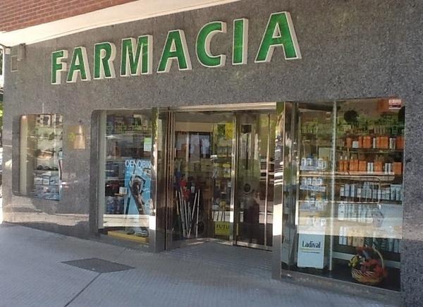 Horario de farmacias en León - Farmacia Castelo