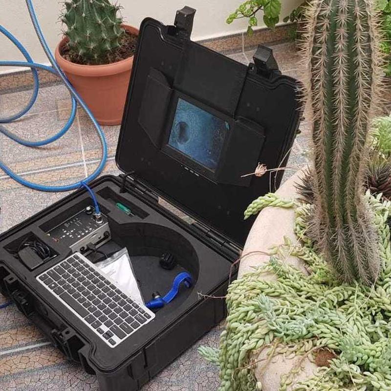 Inspecciones con pantallas de TV: Servicios de Desatascos El Toro