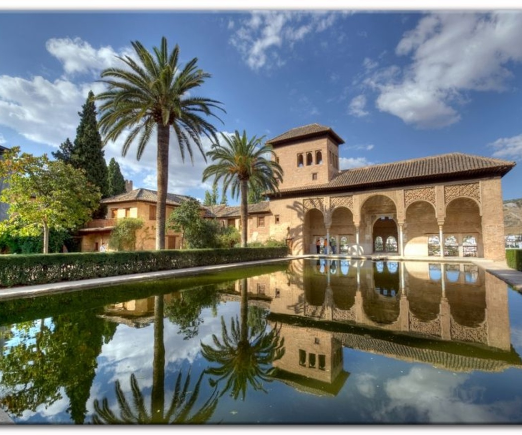 El agua en nuestra Alhambra
