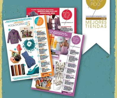 """Premios """"Bazar me lo Pido"""" 2013 a las mejores tiendas y proyectos originales"""