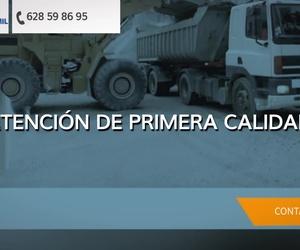 Transporte nacional en Galicia: Fixon Sandumil