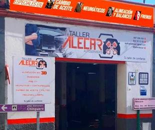 Autotaller Alecar ¡Tu taller de confianza!