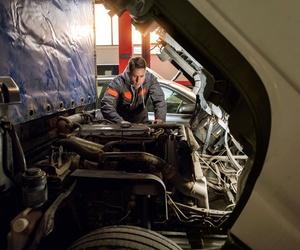 Talleres de vehículos industriales en Salamanca