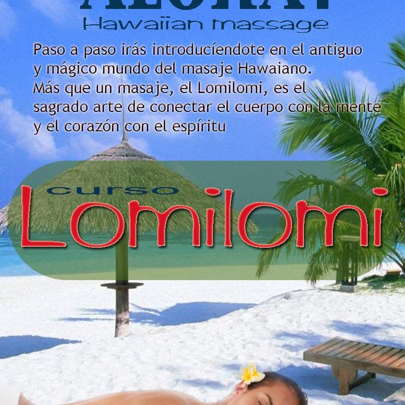 SEMINARIO MASAJE LOMILOMI (MASAJE TRADICIONAL HAWAIANO): CURSOS Y SERVICIOS de Instituto de Terapias Manuales