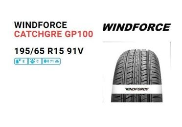 Neumáticos 195-65-R15