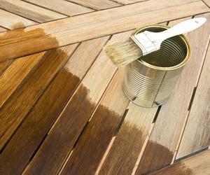 Tratamiento especial para madera