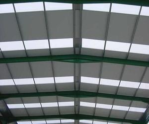 Lucernarios Panel policarbonato