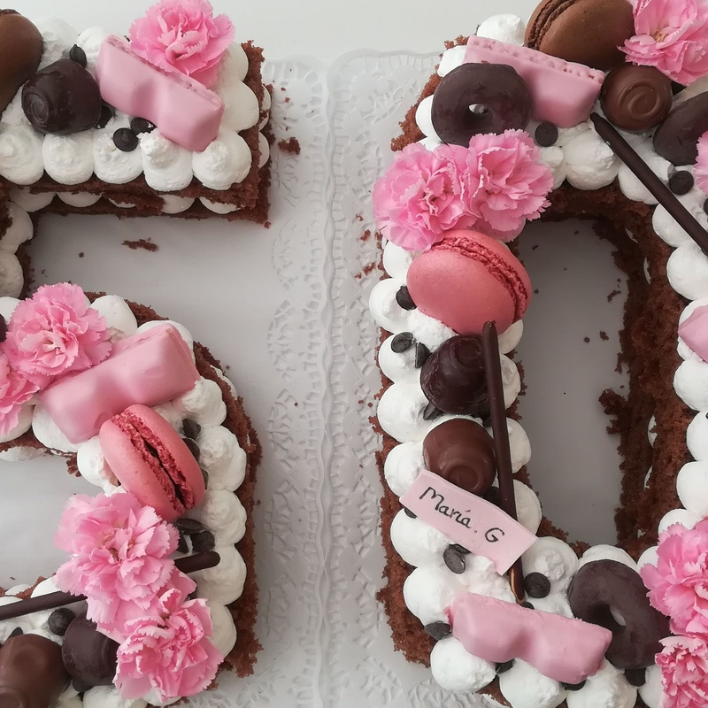 Number cake: Productos de Sweet Teeny