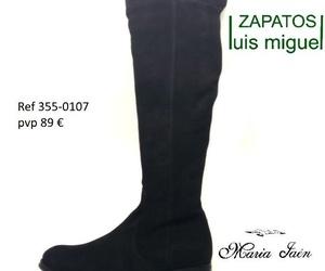 botas altas por encma de la rodilla (ref 355 0107)