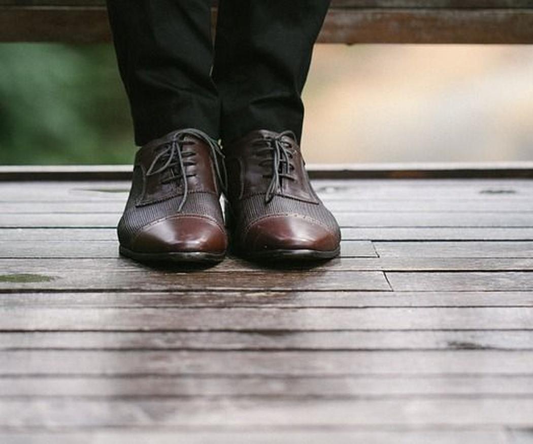 La historia de los zapatos Oxford