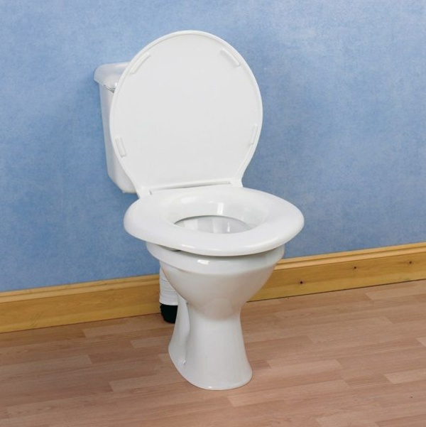Asiento de wc extragrande Big John
