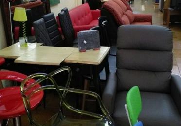 Recogida de muebles de segunda mano