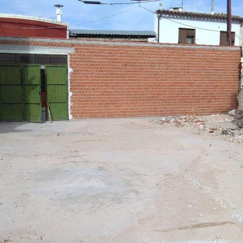 Venta de solar cercado Hermogenes Rodríguez: Inmuebles Urbanos de ANTONIO ARAGONÉS DÍAZ PAVÓN