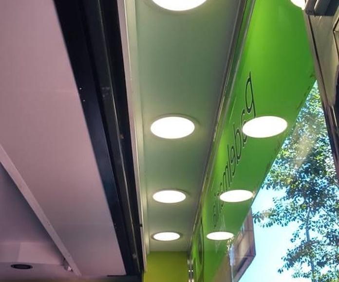 Iluminación en Led: Servicios de Atimar