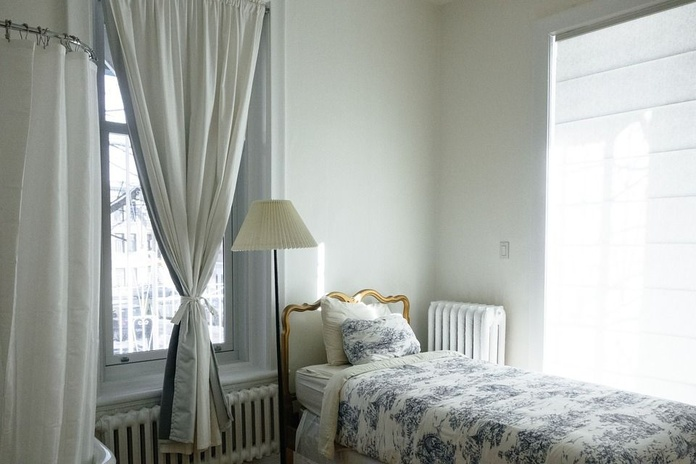 Cortinas y visillos para hoteles: Productos de A. F. Textil