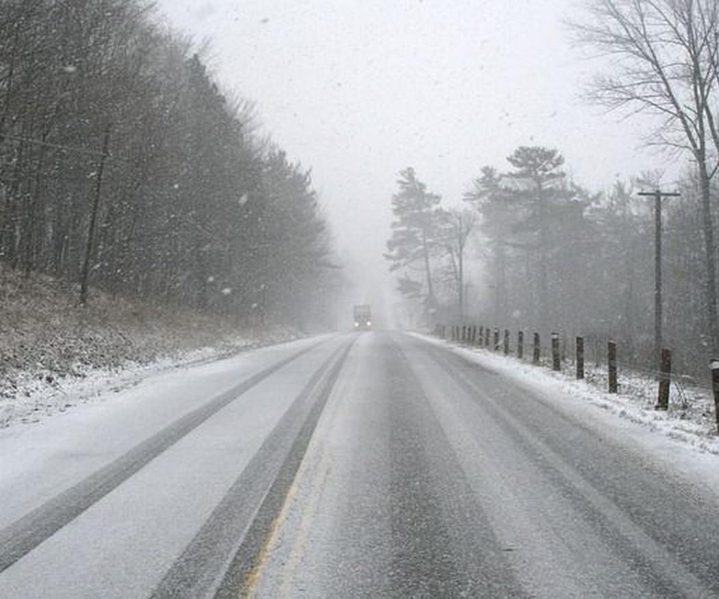 Algunas pautas para conducir adecuadamente en invierno
