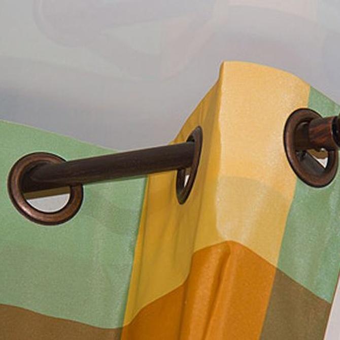 Tipos de barras para colgar las cortinas