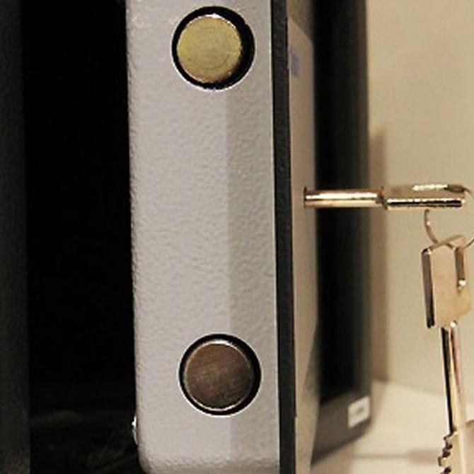 ¿Cómo son las cerraduras de las puertas acorazadas?