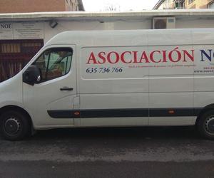 Recogida de muebles en Madrid centro