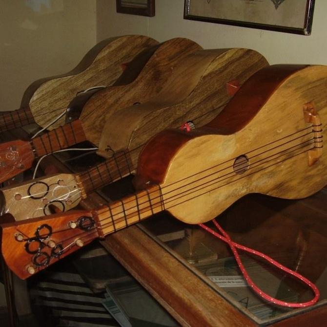 Cuida de la madera en tus instrumentos musicales
