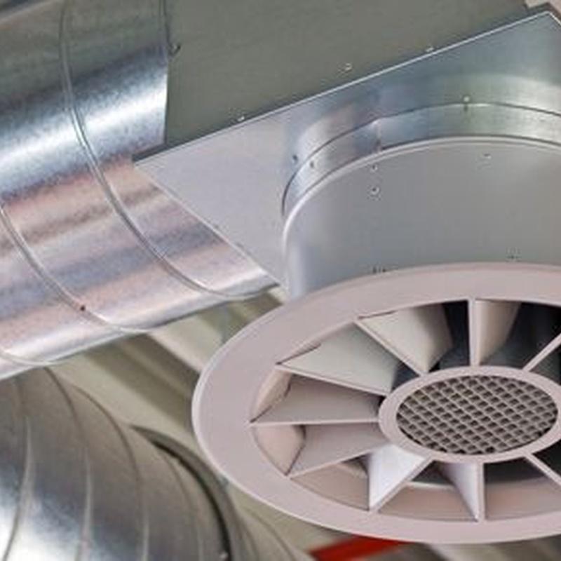 Ventilación y climatización: Servicios de N&Breformas