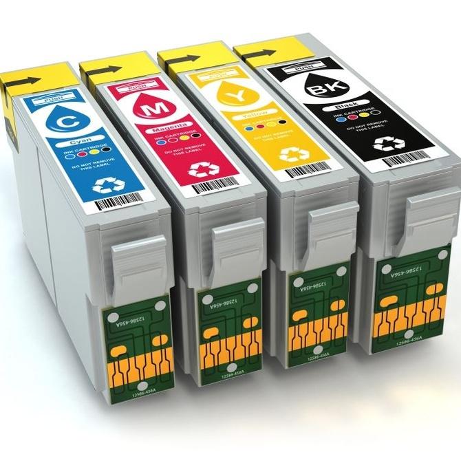 Los diferentes tipos de cartuchos de tinta que existen en el mercado